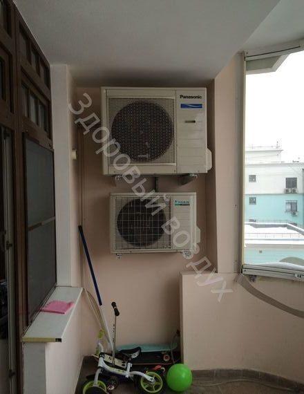 Фотографии наших объектов, вентиляция, кондиционирование..